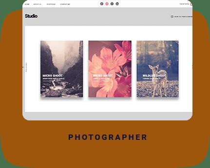 photography wordpress theme